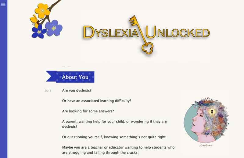 Dyslexia Unlocked