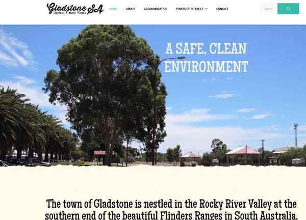 Gladstone SA