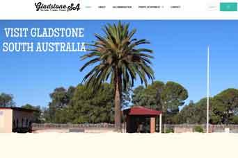 Gladstone SA website